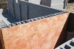 Hvad gør man hvis betonfundamentet ikke er firkantet?
