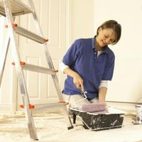 Sådan gør du en professionel maling Job på nye mure