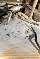 Sådan installeres beton