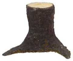 Hvordan man laver en bordplade til en eksisterende træstub
