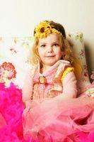 Ideer til en prinsesse-tema værelse