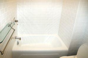 Winnie de Peter Plys badeværelse dekorationer
