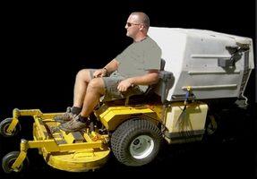 Almindelige problemer med græsplæne traktorer