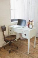 Design ideer til et kontor, der fordobler som en gæst plads