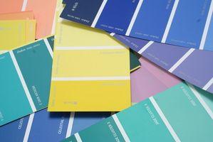 Hvordan at vælge den rigtige farve til at male min stue
