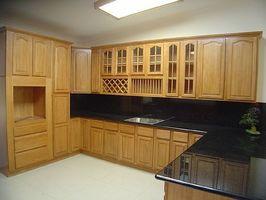 Hvordan til at designe dit eget køkken Cabinets