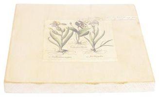 Sådan Decoupage servietter på fliser