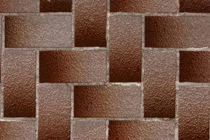 Hvordan man kan arbejde med mursten flise