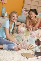 Enkel udsmykning idéer til Teen soveværelser