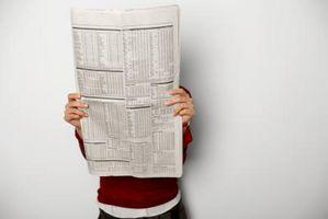 Hvordan man laver en Collage med avisudklip