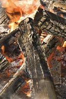 Hjemmelavet ildsteder til at grille