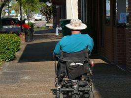 Hvordan man opbygger en handicappet rampe en autocamper