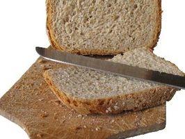 Instruktioner for West Bend brød maskine 41030