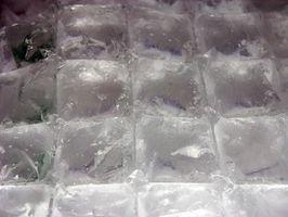 Hvorfor er der Frost i min frostfrit køleskab?