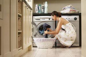 Vandforbrug af husholdningsapparater