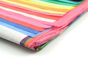 Hvordan til at dække væggene med silkepapir