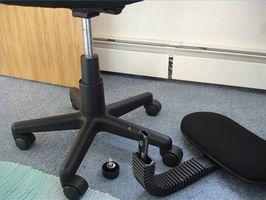 Hvordan man kan tage fra hinanden en Computer stol