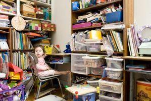 Hvordan man laver Dividers for at organisere ting
