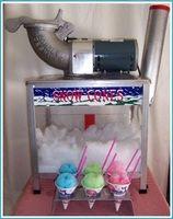 Om sne kegle maskiner