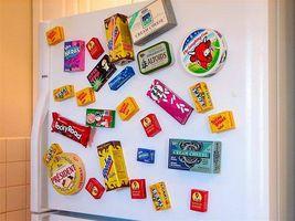 Hvordan virker et køleskab Magnet?