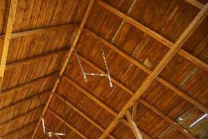 Maleri Tips til skrå lofter