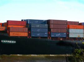 Sådan konverteres fragtcontainere til overlevelse ly