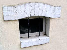 Hvordan man kan sætte Ridged skum på udvendige kældervægge