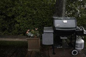 Sådan Vurder udendørs grill