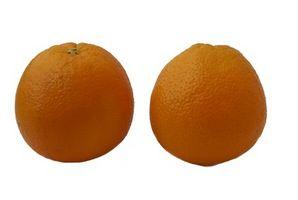 Hvornår skal man plukke modne appelsiner
