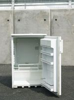En brændt lugt i køleskab Frigidaire