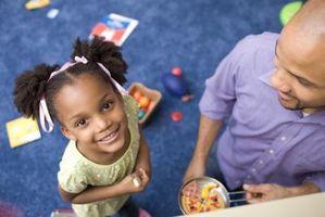 Opbevaringsskabe til børn