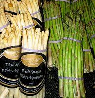 Nem pleje for asparges sætteplante planter