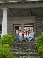 Hvor hen til omforme ved at tilslutte en gammel & et nyt hus