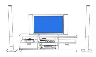 Ideer om hvordan man opbygger en Home Entertainment Center