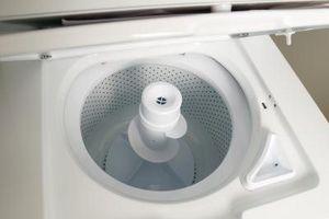 Hvor meget vand bruger en vaskemaskine?