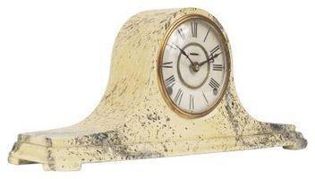 Hvordan at justere Mantel ure