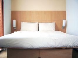 Hvordan man kan organisere Soveværelsesmøbler