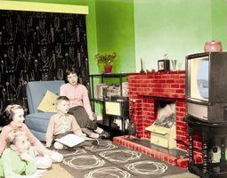 Hvordan man kan dekorere et hus med ' 50 'er Glamour
