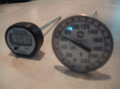 Hvordan man kalibrere et termometer