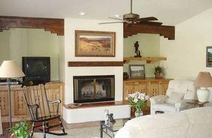 Hvordan man kan dekorere et hjem i sydvestlige stil