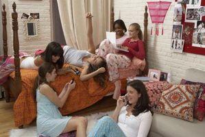Sjove måder at Redo din Teen soveværelse