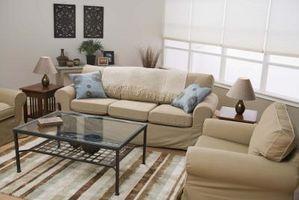 Hvordan man samler en Lane hvilestol sofa
