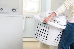 Sådan Stop Rust i vaskeri