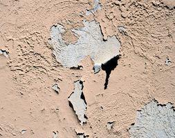 Hvad betyder det, når Wallboard Peels?