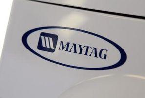 Hvordan man kan tage fra hinanden en Maytag køleskab Model MTB2448DRQ