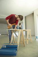 Liste over interiør træ trim