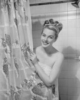 Sådan holder en badeforhæng i et Stall