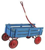 Hvordan man opbygger en hjemmelavet vogn