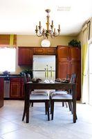 Skal du fjerne en spisestue for at gøre et stort køkken?