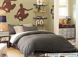 Ideer til Redoing en drengenes værelse